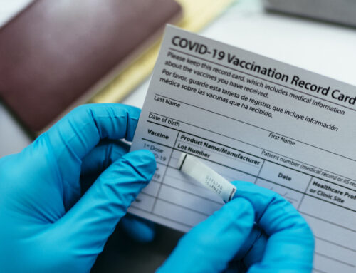 What to do if you lose your COVID-19 vaccination card