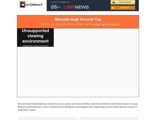 Manuale degli Accordi Top (Versione Digitale)