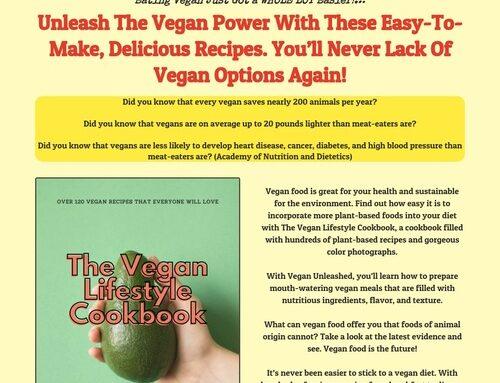 Vegan Unleashed