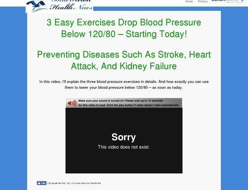 High Blood Pressure – Blue Heron Health News