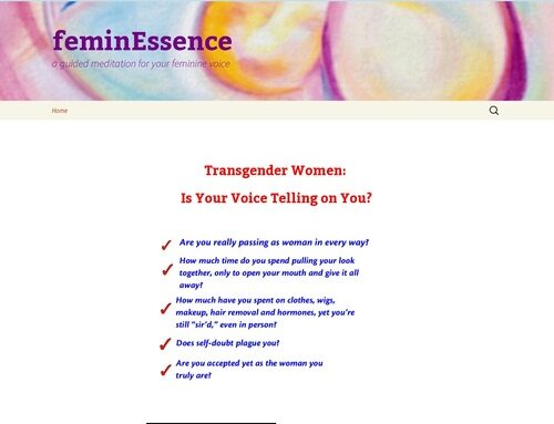 feminEssence | a guided meditation for your feminine voice