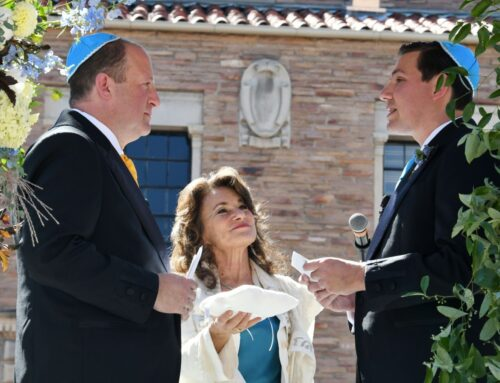 Colorado's Polis, 1st openly gay elected governor, ties knot with longtime partner