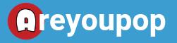 Areyoupop Logo