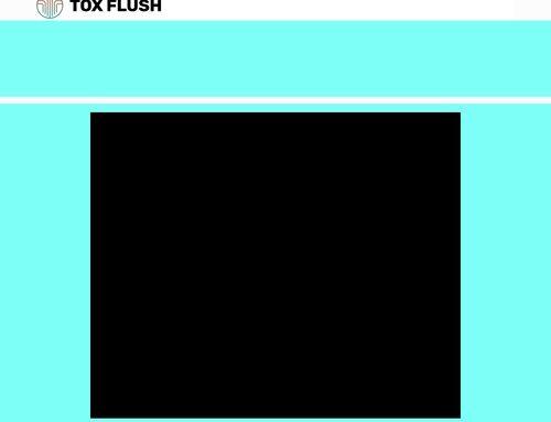 ToxFlush – Natural Detox Supplement